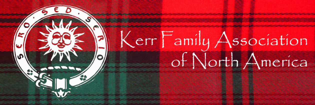 The Kerr Family Association of North America (KFANA)
